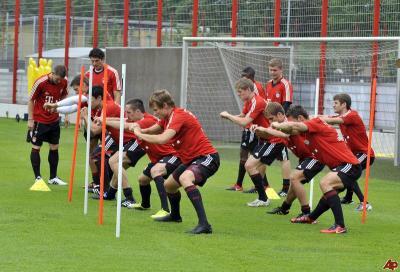 Official Website of FC Bayern Munich German10