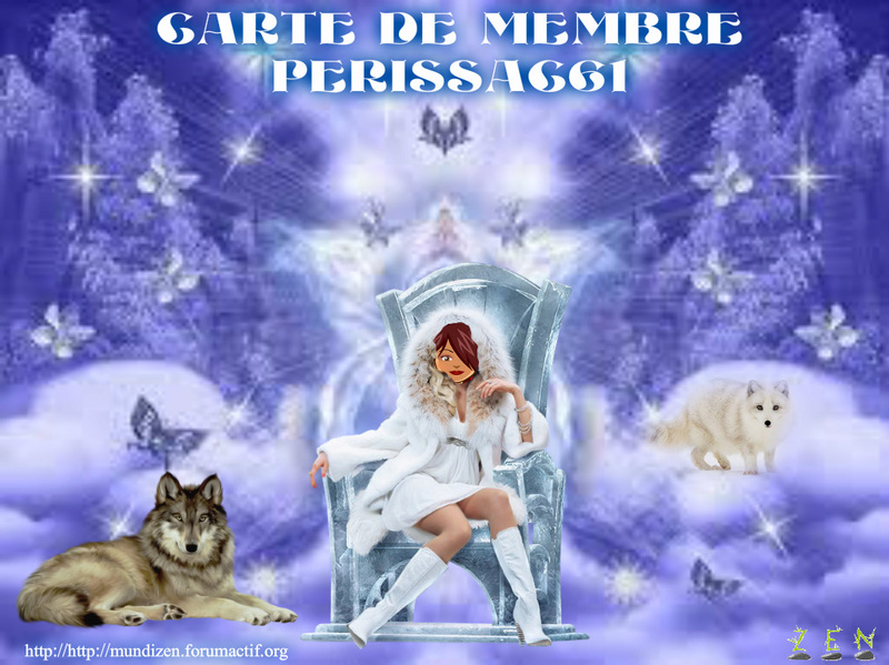 CARTES DE MEMBRE  de Perissac61 Periss10
