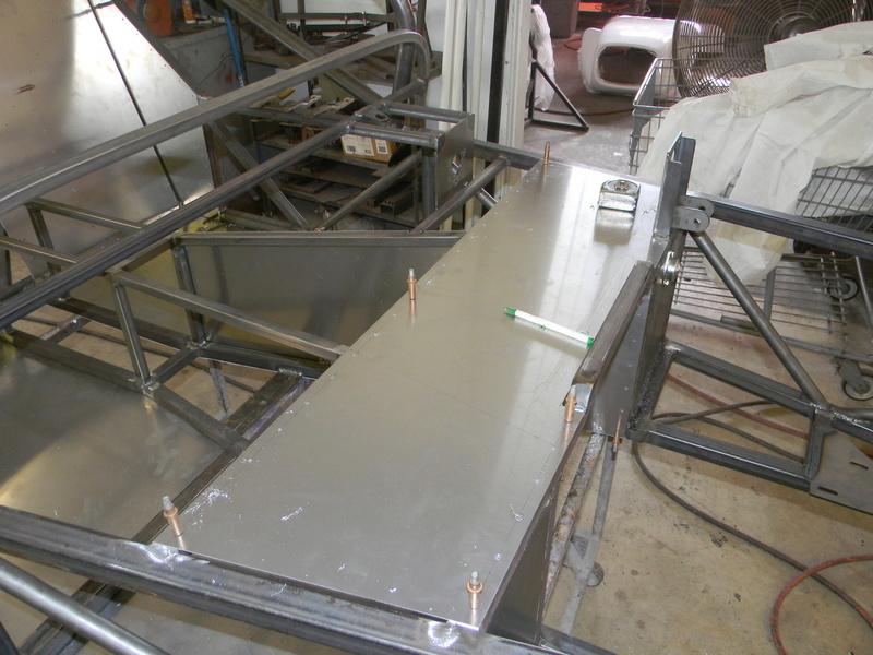 Step 2: Aluminum and Fiberglass Dscn2011