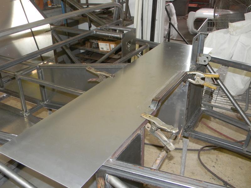 Step 2: Aluminum and Fiberglass Dscn2014