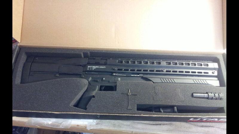 Utas uts-15 gen 4 shotgun  Img_0612