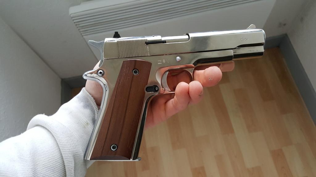 pistolet kimar 911 / 1911 co2 177 4.5 - Page 2 20170214