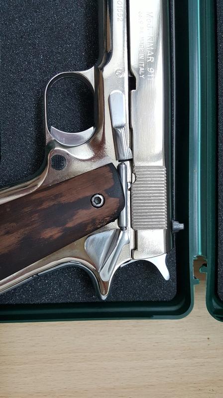 pistolet kimar 911 / 1911 co2 177 4.5 - Page 2 20170222
