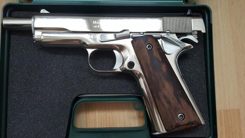 pistolet kimar 911 / 1911 co2 177 4.5 - Page 2 20170223