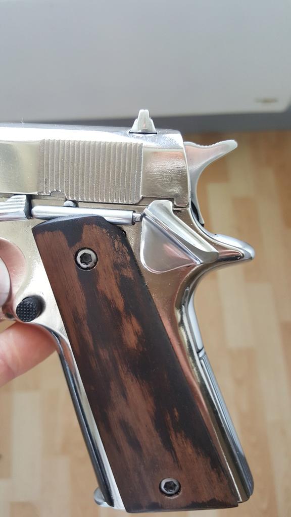 pistolet kimar 911 / 1911 co2 177 4.5 - Page 2 20170238