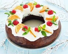 Cake de Noël aux noix 6621d510
