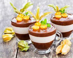 Verrine aux 3 chocolats I7448810
