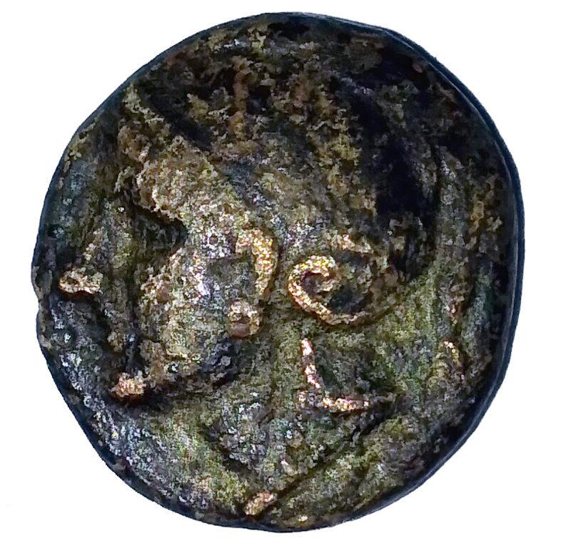 Bronze de Pergame en Mysie ... Mystyr11