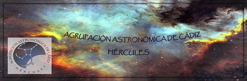 Agrupación Astronómica Cádiz  (Hércules)