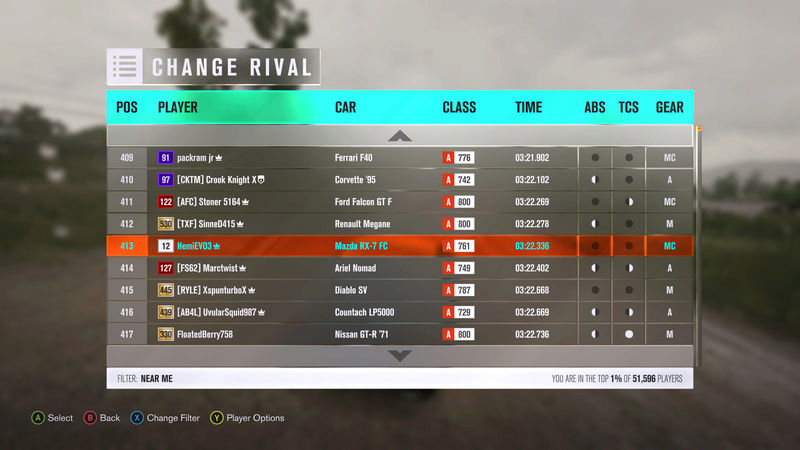 FH3 MNM Leaderboard Attacks #2 (Results Up!) Screen10