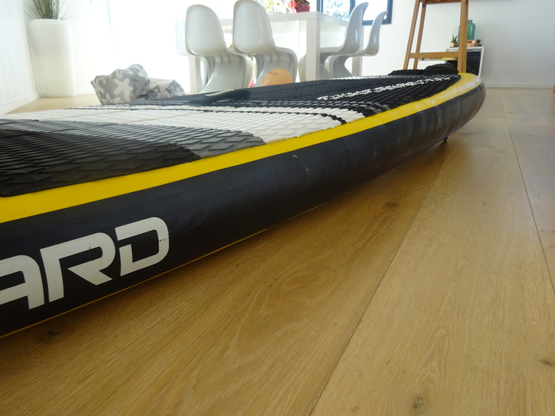* Pack Stand Up Paddle GOLDENBOARD 9'6 gonflable * Dsc02525