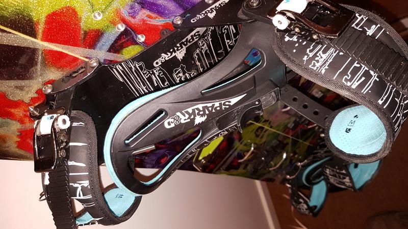 Vendu Splitboard T. Rice 161.5: Pack complet Split/fix/couteaux/peaux/kit voilé/ 700 € 20161128