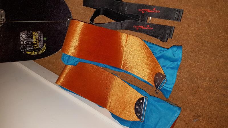 Vendu Splitboard T. Rice 161.5: Pack complet Split/fix/couteaux/peaux/kit voilé/ 700 € 20161130