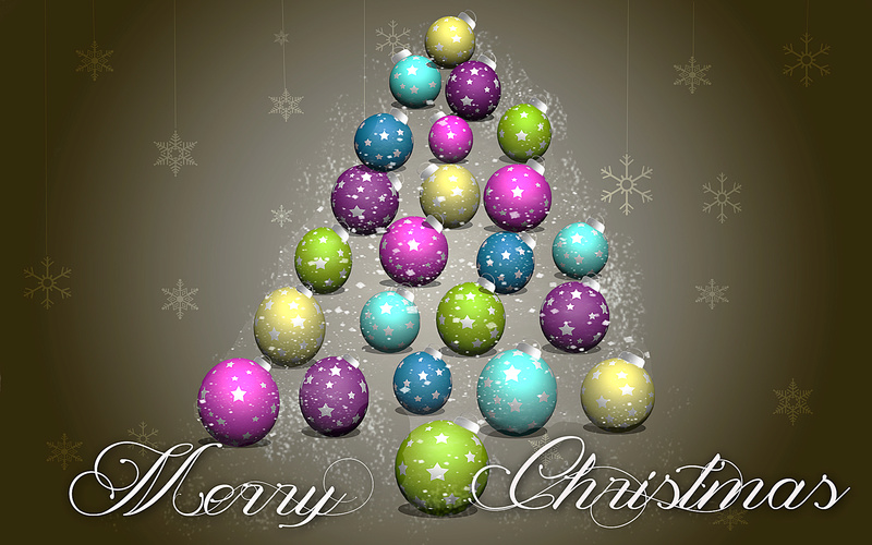 And yet.. another tutorial done :) Christmas card :) Boule10