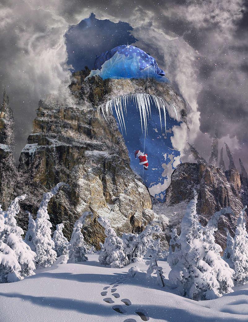 Christmas gift mountain Pere_c11