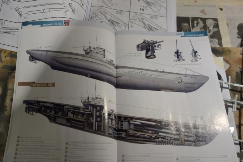 """le U-96, héro du film """"Das Boot"""" Dsc02712"""