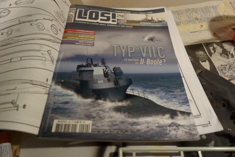 """le U-96, héro du film """"Das Boot"""" Dsc02713"""