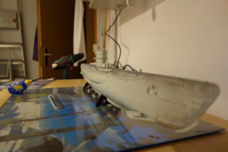 """le U-96, héro du film """"Das Boot"""" Dsc02719"""