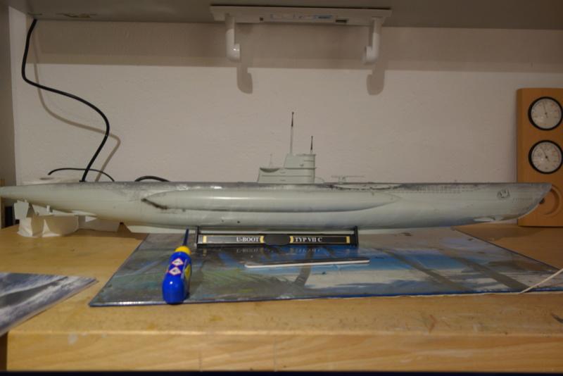 """le U-96, héro du film """"Das Boot"""" Dsc02721"""
