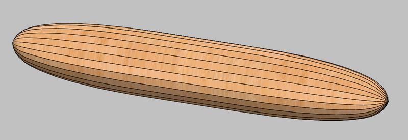 1/32 Scale Balao Class Sub Sub-0210