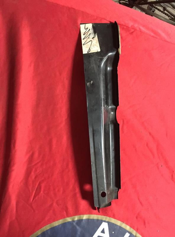 Alfasud 1978 1500 TI restauration préparation Img_2721