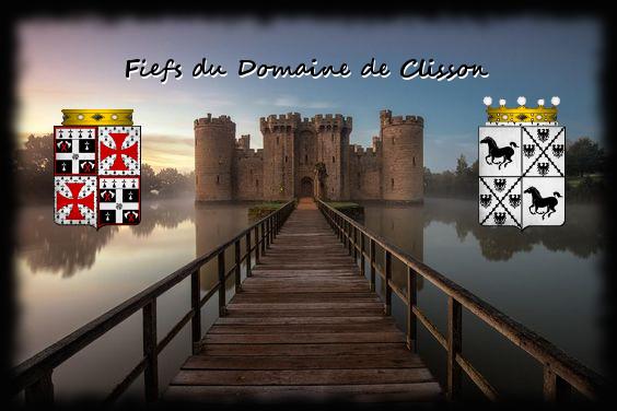 Fiefs du Duché de Clisson