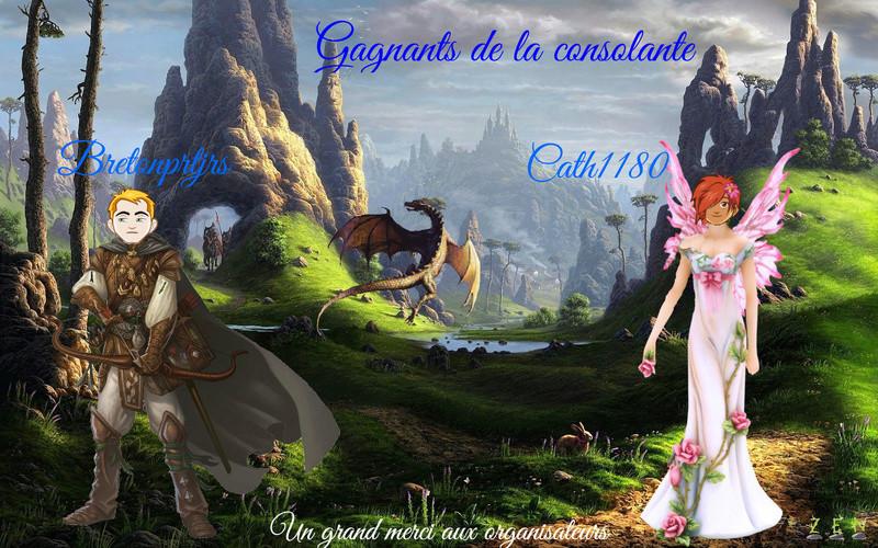 CATH1180 ET BRETONPRTJRS  GAGNANTS DE LA CONSOLANTE DU 14 JANVIER Cath_e11