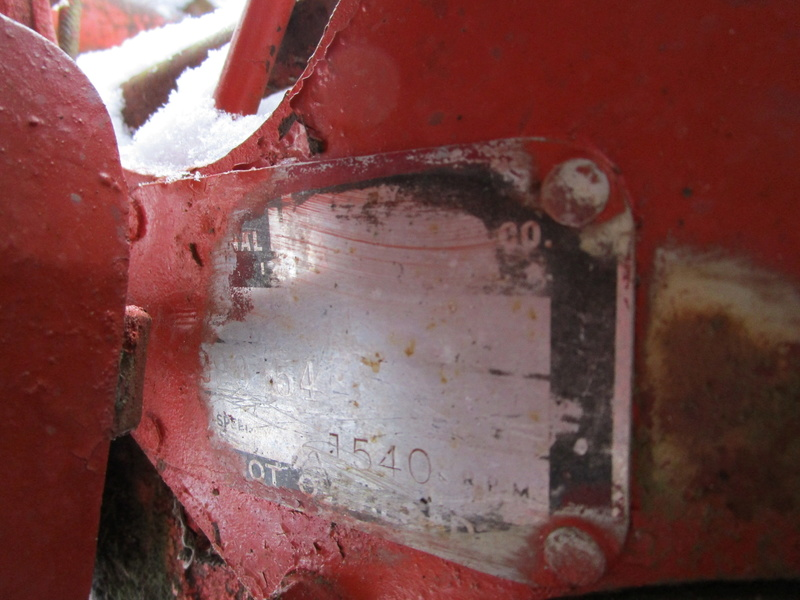 Tracteur Farmall Super A Farmal15