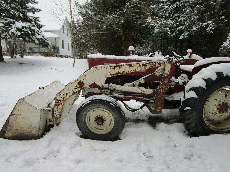 Pelle pour tracteur International 414 (VENDUE) Pelle_11