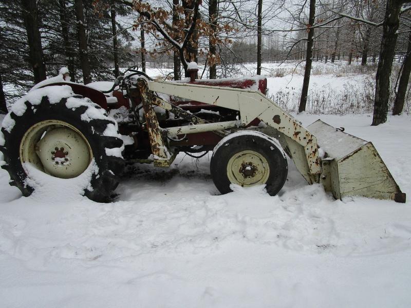 Pelle pour tracteur International 414 (VENDUE) Pelle_12