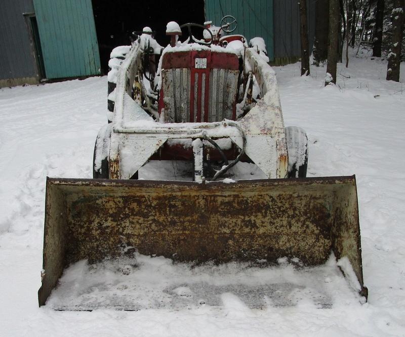 Pelle pour tracteur International 414 (VENDUE) Pelle_13