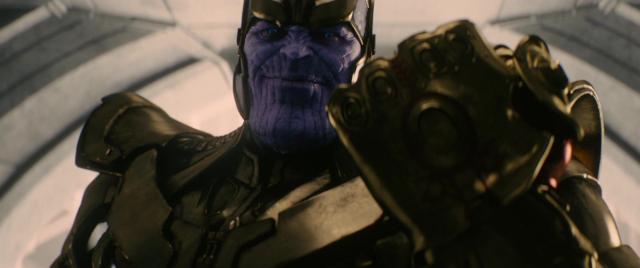 Avengers: Infinity War - Thanos serait le personnage principal d'après Kevin Feige 14873710