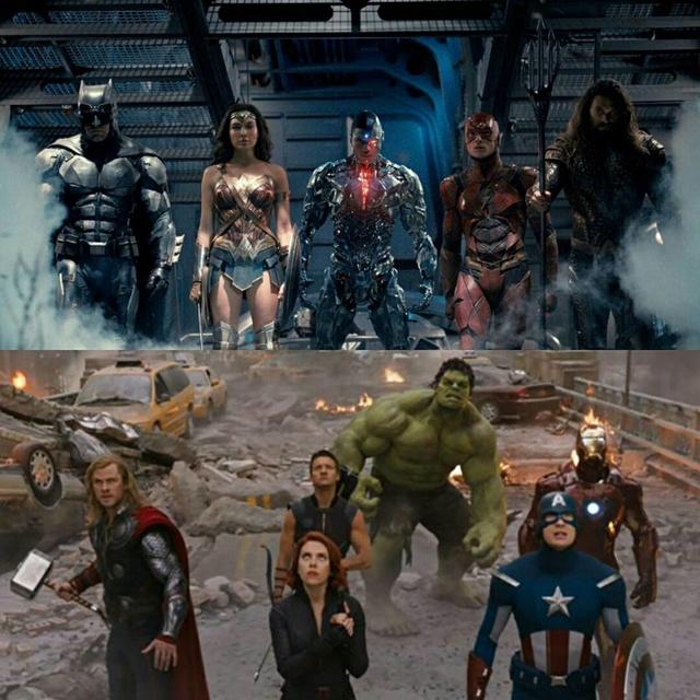 Avengers ou Justice League ? 15873010