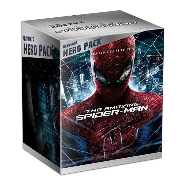 [-67%] The Amazing Spider-Man - Coffret collector avec la figurine Lézard - Edition limitée 71inzn10