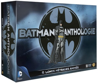 [-60%] Batman Anthologie et longs métrages animés 71p6kf10