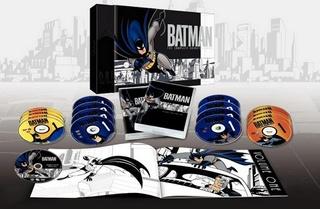 [-60%] Intégral Batman: La série animée Batman12