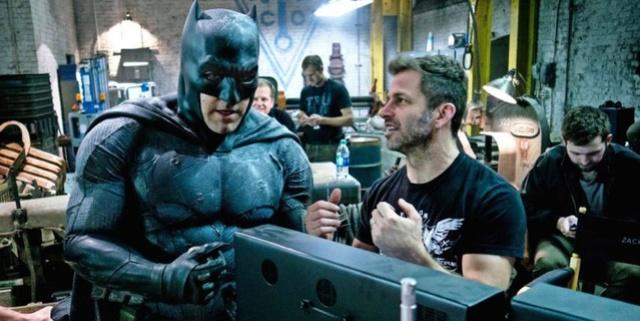 Une pétition pour que Zack Snyder réalise The Batman Ben-af10