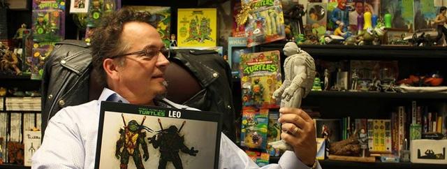 Kevin Eastman (Tortues Ninja) sera présent à la Comic Con de Bruxelles Crop2_16