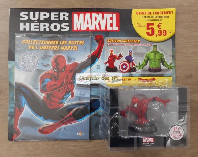 Bustes Marvel : Collectionnez tous les Héros de Marvel Ey3pgy10