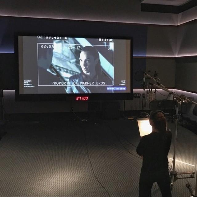 Zack Snyder dévoile une image de Wonder Woman pour Justice League Jlgado10