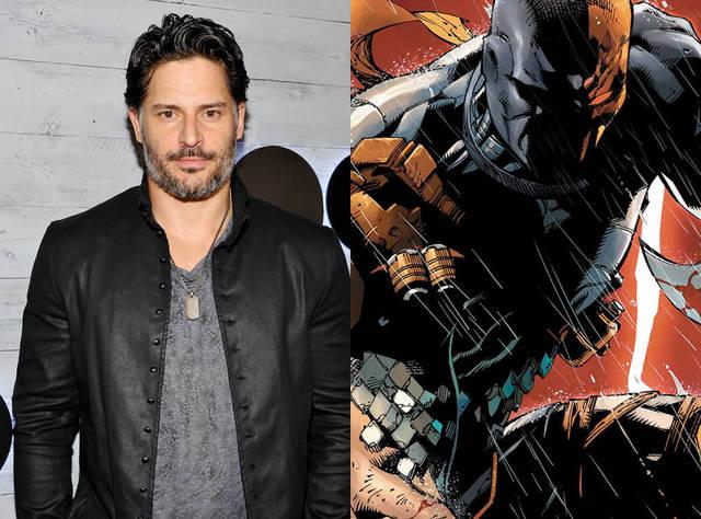Joe Manganiello nous en dit plus sur sa préparation pour son rôle de Deathstroke dans le film The Batman Joe_ma10