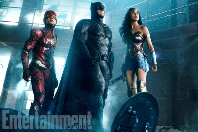 Nouvelle image pour Justice League avec Flash, Batman et Wonder Woman Justic10