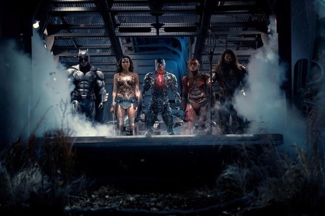 Nouvelle image officielle de Justice League de Zack Snyder !  Justic11
