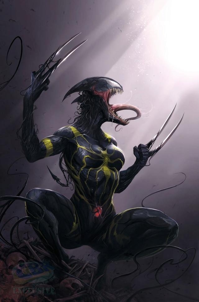 Venom mis à l'honneur par des variant covers en mars 2017 !  News_i10