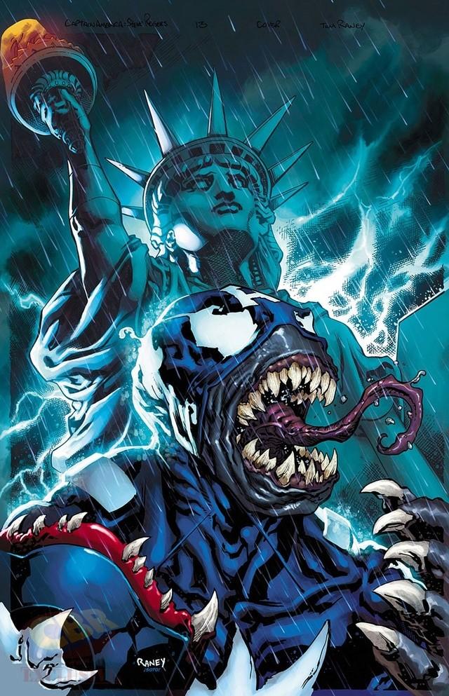 Venom mis à l'honneur par des variant covers en mars 2017 !  News_i14