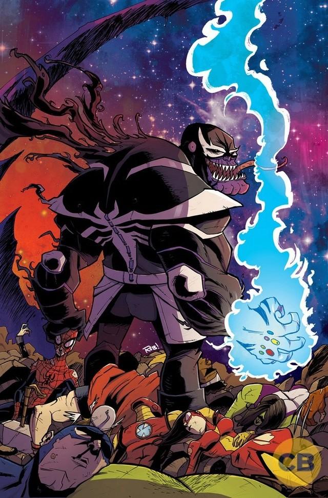 Venom mis à l'honneur par des variant covers en mars 2017 !  News_i15