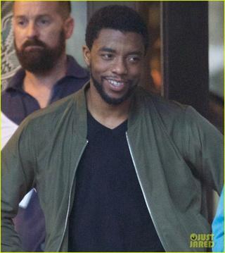 Photos du tournage de Black Panther News_i42