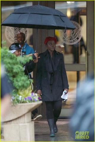 Photos du tournage de Black Panther News_i44