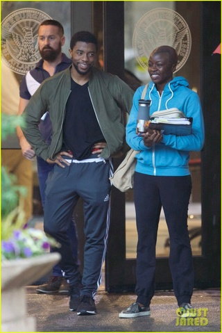 Photos du tournage de Black Panther News_i47