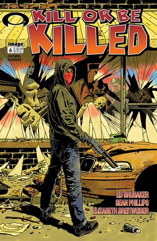 Couvertures pour les 25 ans d'Image Comics News_i50
